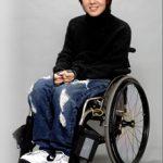 長屋宏和(ファッションデザイナー)のプロフィール!車椅子レーサーの事故や仕事や結婚は?【ハートネットTV】
